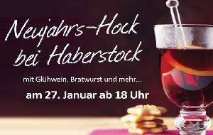 Bild zu Neujahrs-Hock beim Haberstock